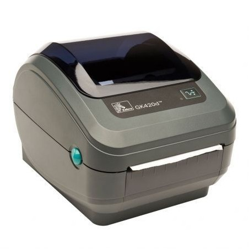 Imprimanta etichete second hand Zebra GK420d