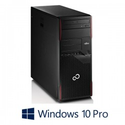 PC Refurbished ESPRIMO P710, G2020, ATI HD 7350 1Gb DDR3, Win 10 Pro