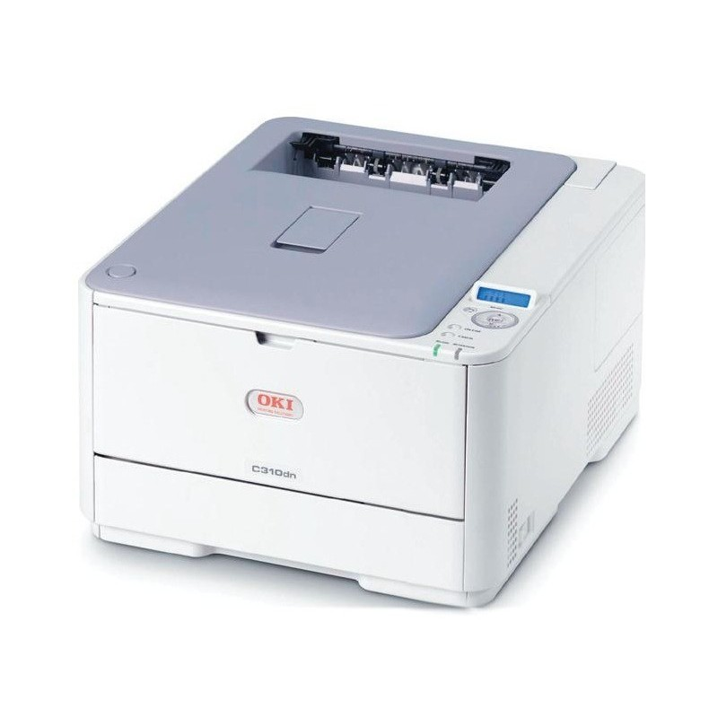 Imprimante second hand laserjet color OKI C330dn