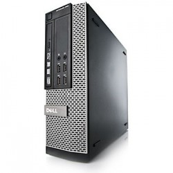 Calculatoare second hand Dell OptiPlex 990 SFF, Core i5-2500