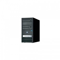 Monitor 20 inch Lcd second Compaq TFT2025