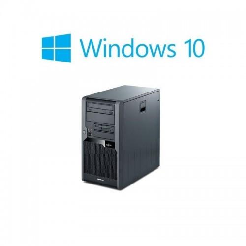 Calculatoare refurbished HP Compaq 6000 Pro SFF,  Q8400, Win 10 Home