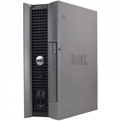 PC sh Dell Optiplex GX745 USFF, Intel Core 2 Duo E4300