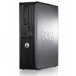 Calculatoare second hand Dell Optiplex 760 DT, Core 2 Quad Q8400