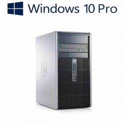 Calculatoare refurbished HP Compaq DC5850 MT, Athlon 64 1640B, Win 10 Pro