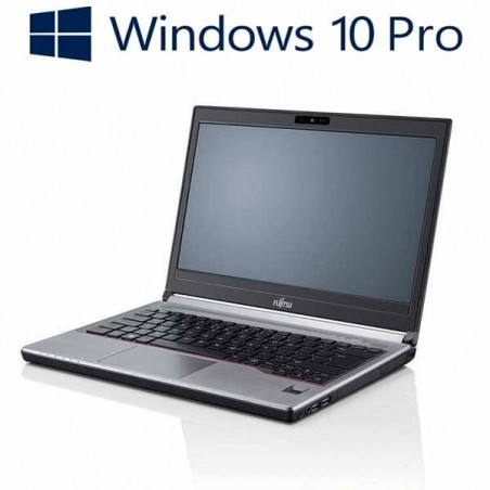 Laptop refurbished Fujitsu LIFEBOOK E733, i5-3230M, Win 10 Pro