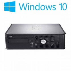 PC Refurbished Dell Optiplex 780 SFF, Q8400, Windows 10 Home