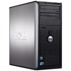 Calculatoare second hand Dell Optiplex 380 MT, Core 2 Quad Q9505