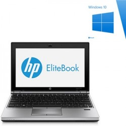 Laptop Refurbished HP EliteBook 2170p, i5-3427U, 4GB, Win 10 Home