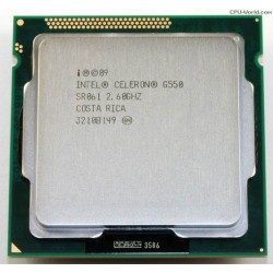 Procesor second hand Intel G550