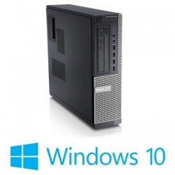 Calculatoare second hand ThinkCentre M57e MT, Core 2 Duo E7500