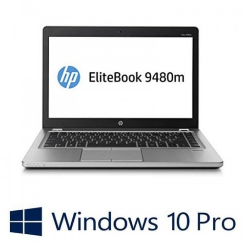 Laptopuri refurbished Dell Latitude E6440, i5-4200M, SSD, Win 10 Pro