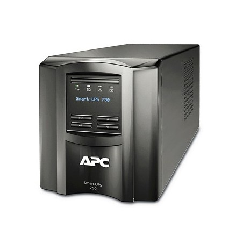 UPS second hand APC Smart-UPS 750 SMT750i, Baterii Noi