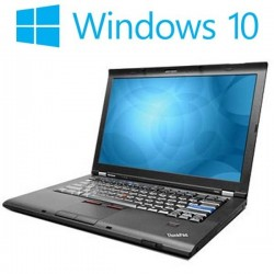 Laptopuri refurbished Lenovo ThinkPad T410, Intel Core i5-560M, Win 10 Home