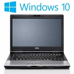 Laptop refurbished Fujitsu Lifebook S752, Intel Core i3-3120M, Win 10 Home
