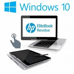 Laptop second hand HP EliteBook Revolve 810 G3, i5-5200U