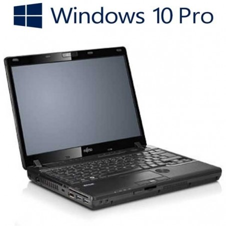 Laptop refurbished Fujitsu LIFEBOOK P772, i5-3320M, Win 10 Pro