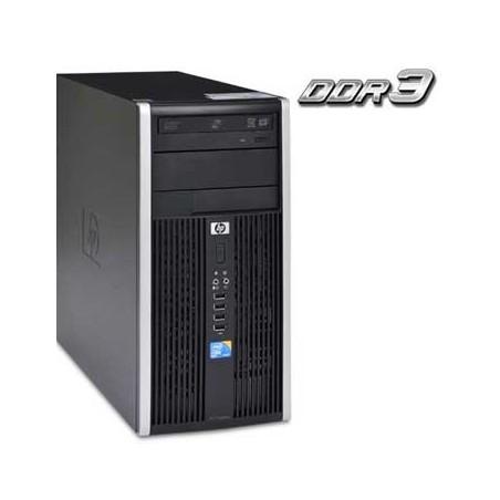 Calculatoare Second Hand HP Compaq 6000 Pro Microtower PC, E7500