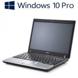 Laptop refurbished Fujitsu LIFEBOOK P702, i3-3120M, Win 10 Home