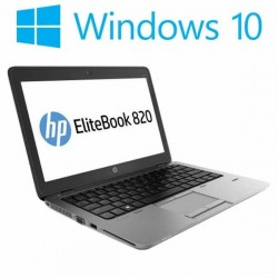 Laptopuri refurbished HP EliteBook 820 G1 Intel Core i5-4210U, Win 10 Home