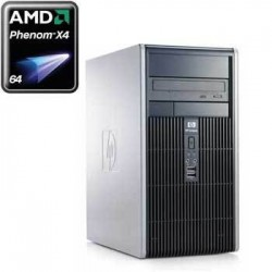 Calculatoare second hand HP dc5850, AMD Phenom Quad 9600B