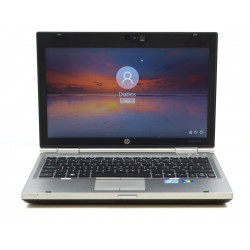 Laptop refurbished HP EliteBook 2560p, Intel Core i5-2520M, Win 10 Home