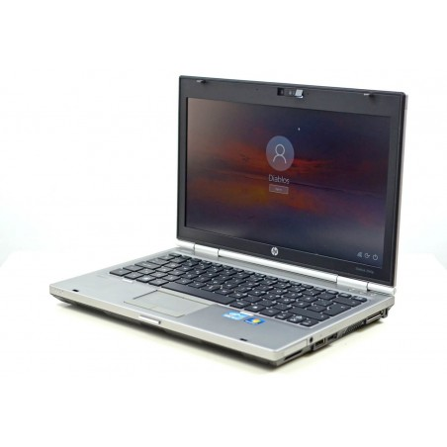 Laptopuri refurbished HP EliteBook 2560p, Core i5-2450M Gen 2, Win 10 Home