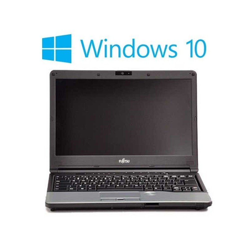 Laptopuri refurbished Fujitsu LifeBook S762, i5-3340M, SSD, Win 10 Home