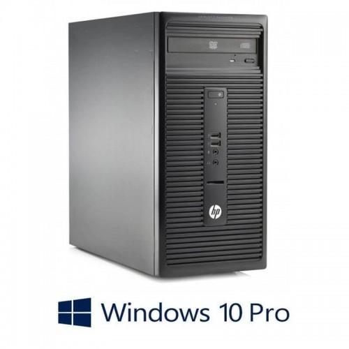 Calculatoare refurbished Lenovo ThinkCentre M82 MT, i5-3470, Win 10 Home