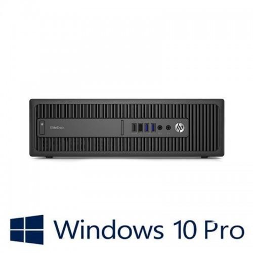 Calculatoare refurbished Lenovo ThinkCentre M82 MT, i7-2600, Win 10 Home