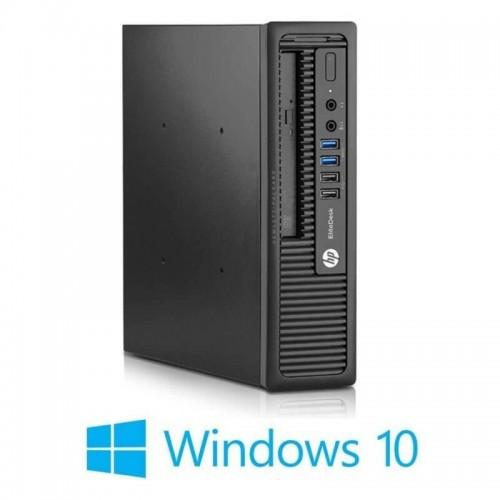 Calculatoare refurbished Lenovo ThinkCentre M82 MT, i7-2600, Win 10 Pro