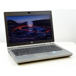Laptop refurbished HP EliteBook 2570p, Intel Core i5-3230M, Win 10 Pro
