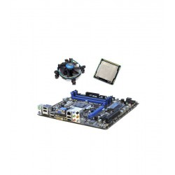 Kit placa de baza MSI H55M-E33, Intel Pentium G6950, Cooler