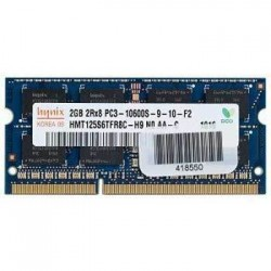 Memorii Laptop 2GB DDR3 Diferite modele SODIMM Notebook