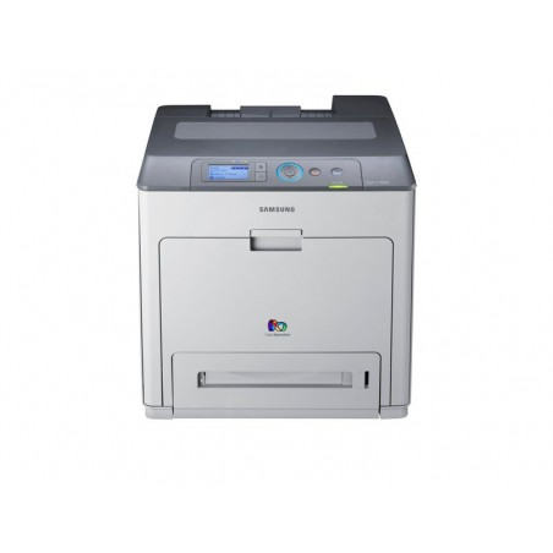 Imprimante second hand color 33ppm Samsung CLP-775ND cu cartus gol