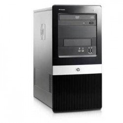 Calculatoare second hand HP Compaq DX2420 MT, Core 2 Quad Q6600