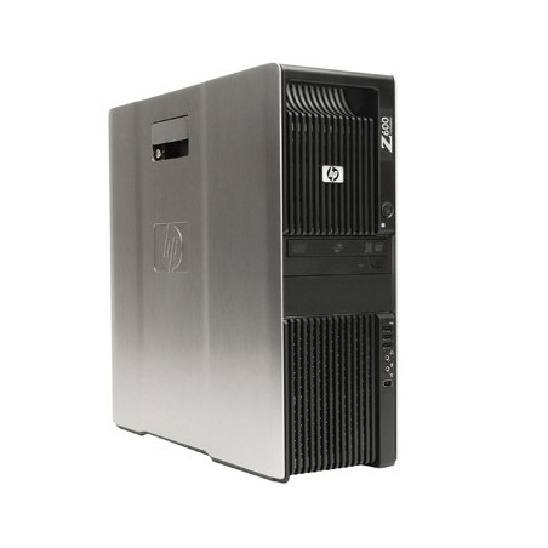 Workstation SH HP Z600, 2 x Intel Xeon Quad Core E5520, 12Gb DDR3