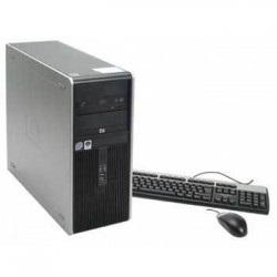 Calculatoare second hand HP Compaq dc7900mt, Core 2 Quad Q9300
