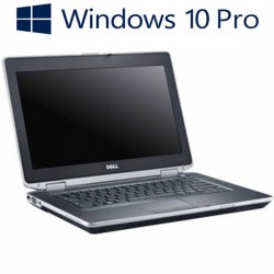 Laptop Refurbished Dell Latitude E6430, Core i5-3320M, Win 10 Home