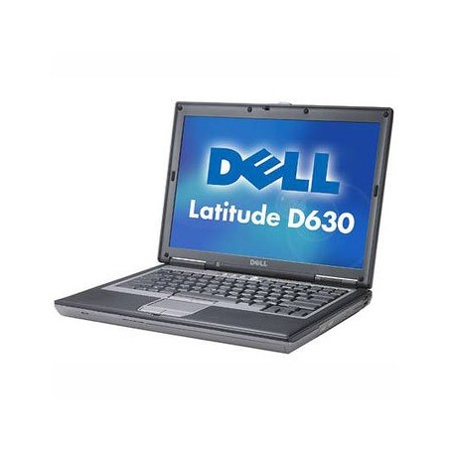 Laptop Second Hand Dell Latitude D630, Core 2 Duo T7100, 2GB Ram