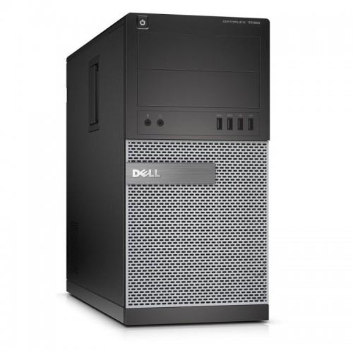 Calculator Second Hand Dell OptiPlex 580 SFF, AMD Athlon II X2 240