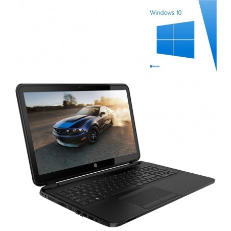 Laptopuri refurbished HP 255 G2, AMD E1-2100, Windows 10 Home