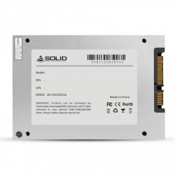 SSD Nou SOLID 1TB, 2.5 inch, Sata III