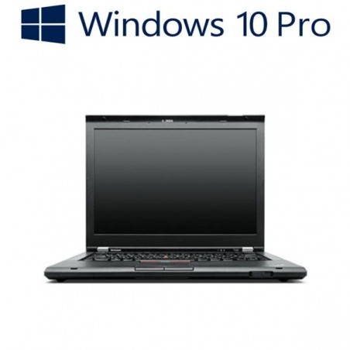 Laptop Refurbished Lenovo T430, i5-3320M, Baterie Noua, Win 10 Pro