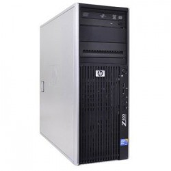 Workstation Second Hand HP Z400, Xeon Quad Core W3520