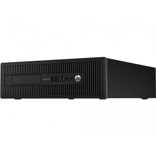 Calculatoare Second Hand HP EliteDesk 800 G1 SFF, Intel Core I5-4690