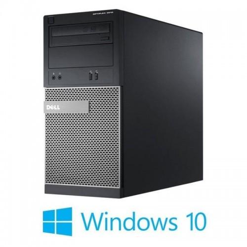 Calculatoare Second Hand Dell Optiplex 980 DT, Intel Core i7-870