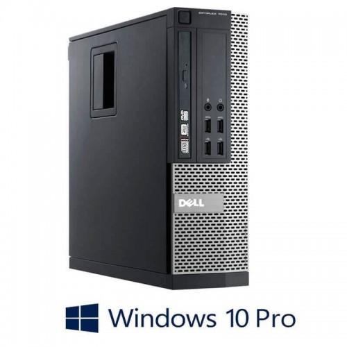 Calculator Refurbished HP 4000 Pro SFF, Core 2 Duo E6600, Win 10 Pro