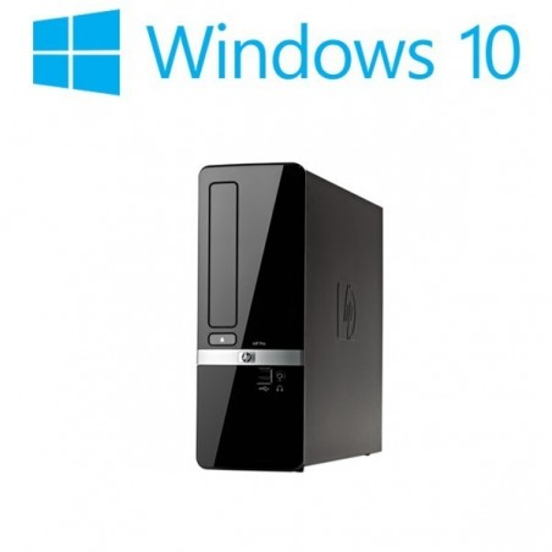 Calculatoare Refurbished HP Pro 3120 SFF, Dual Core E5400, Win 10 Home