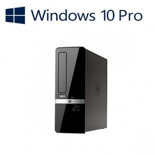 Calculatoare Refurbished HP Pro 3120 SFF, Dual Core E5400, Win 10 Pro